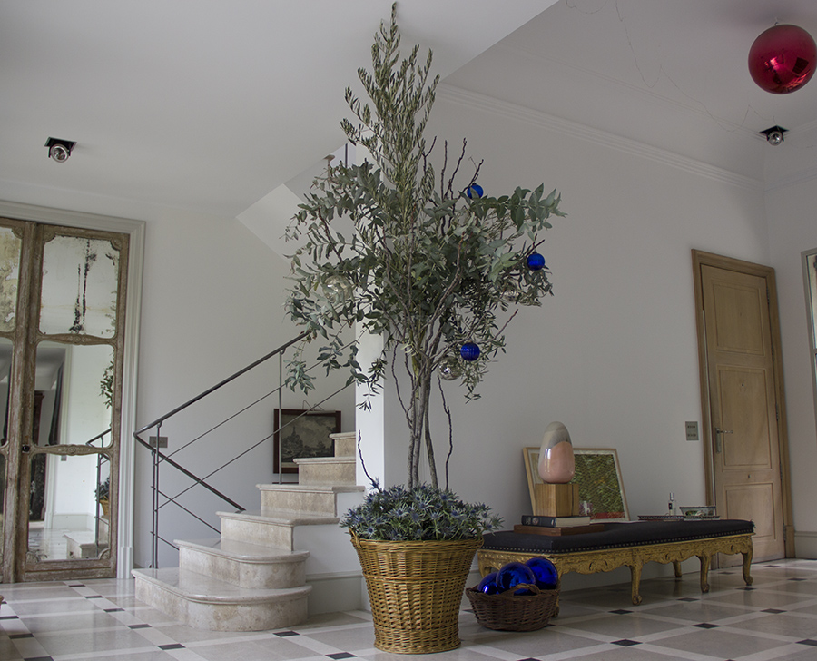 Arreglos de navidad en casa de isabel l pez quesada for Casa decoracion ciudad quesada