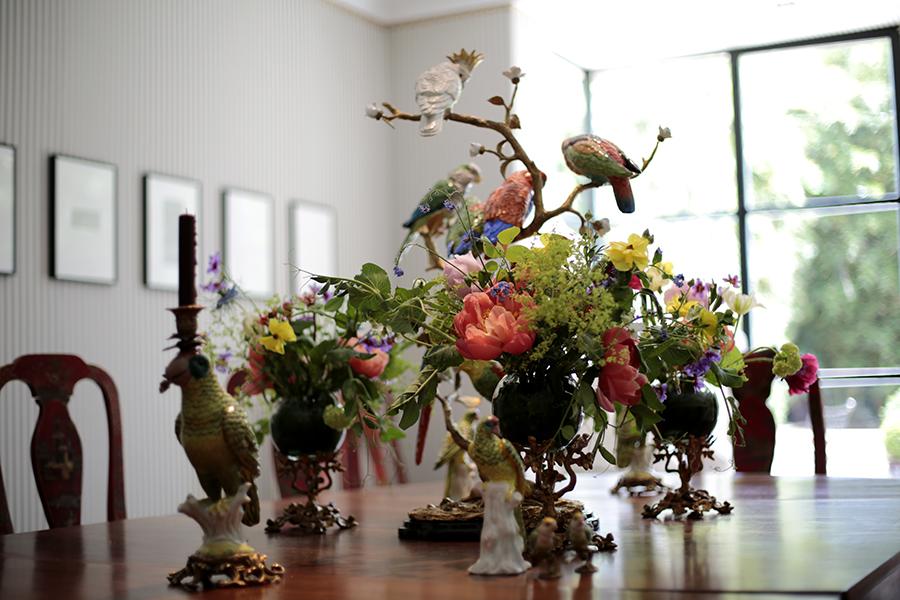 inesurquijo.pajaros y flores.12
