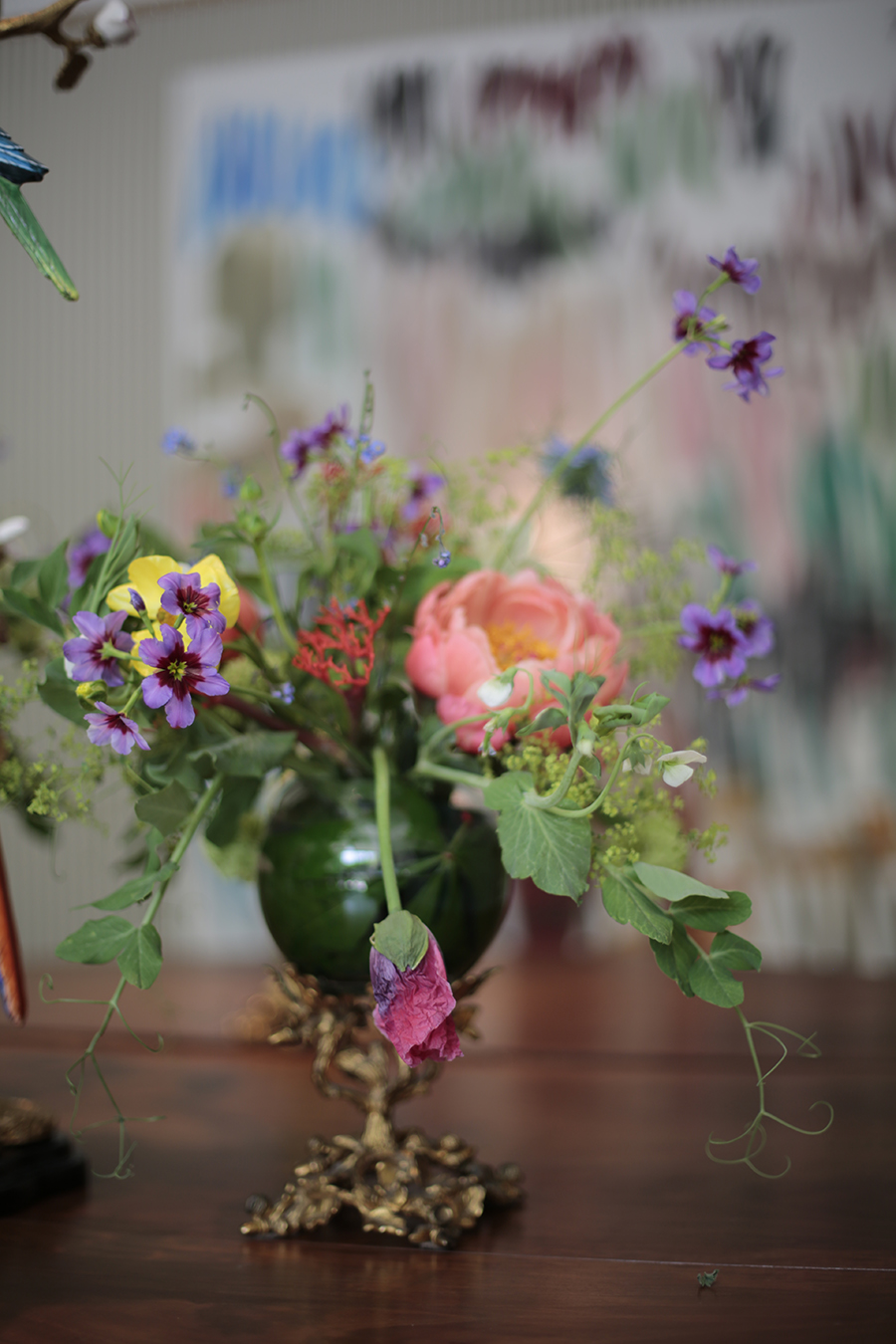 inesurquijo.pajaros y flores.14