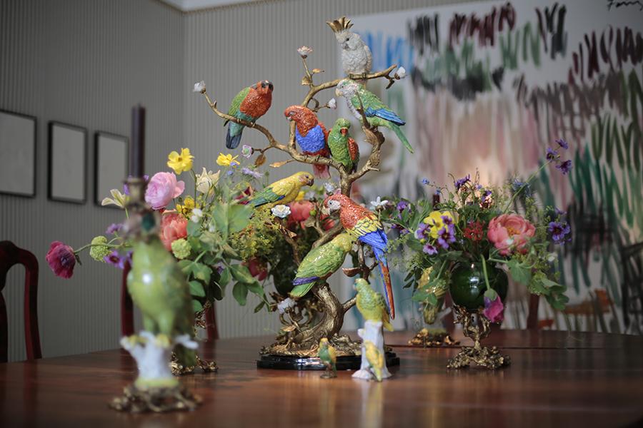 inesurquijo.pajaros y flores.15