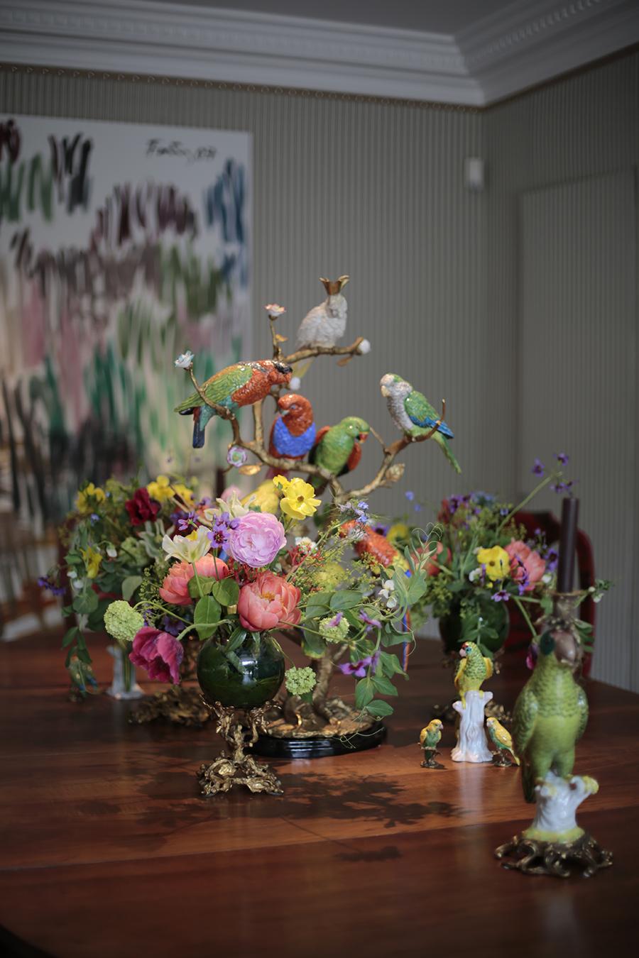 inesurquijo.pajaros y flores.19