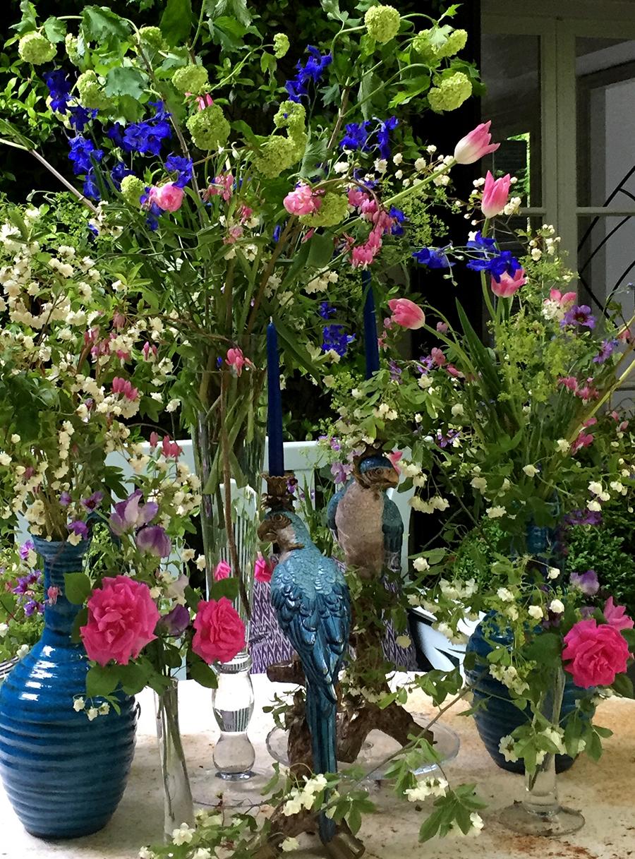 inesurquijo.pajaros y flores.4