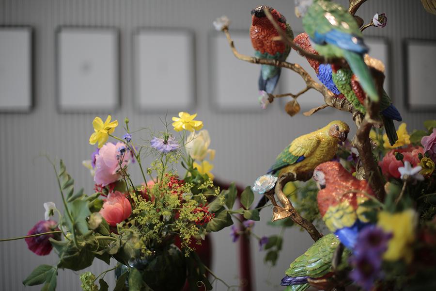 inesurquijo.pajaros y flores.7