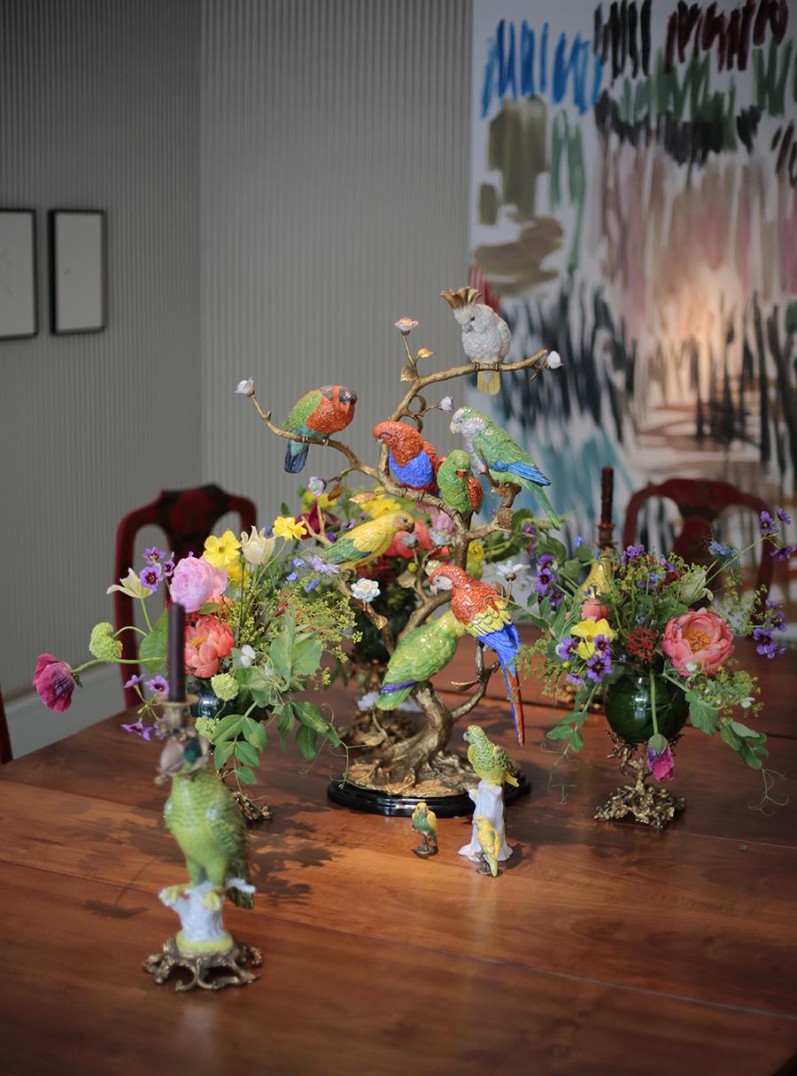 inesurquijo.pajaros y flores.8