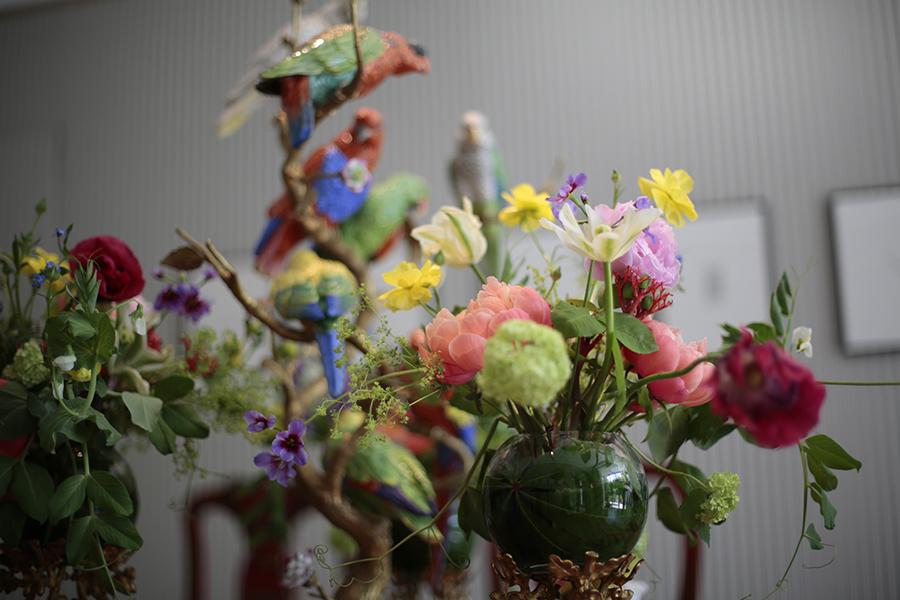 inesurquijo.pajaros y flores.9